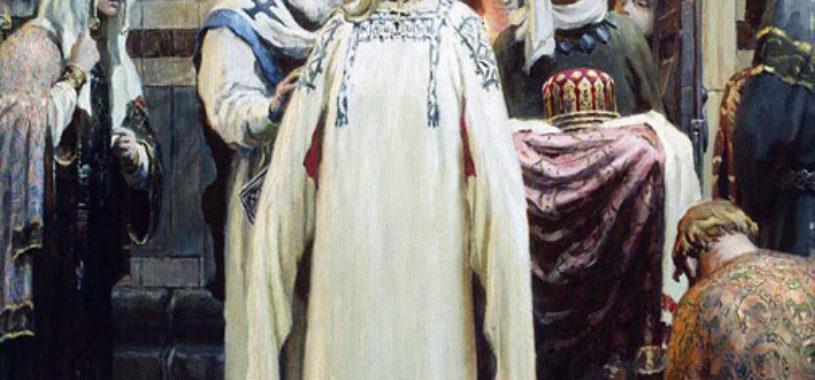 Князь Игорь и княгиня Ольга