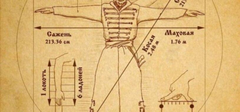 Меры веса, длины и объема на Руси